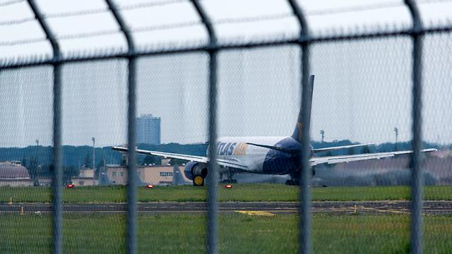 横田 Atlas Air