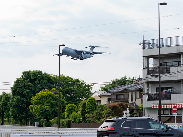 C-5着陸