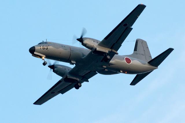 YS-11EA 12-1163