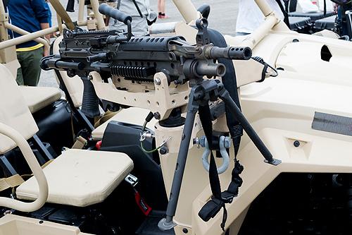 M249 SAWミニミ軽機関銃