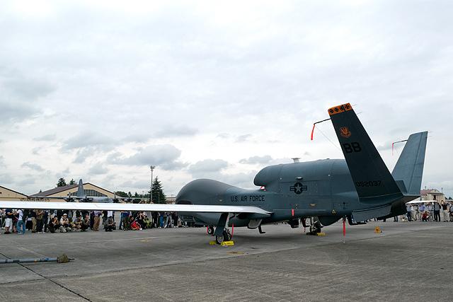 RQ-4Bグローバルホーク 09-2037