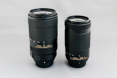 NIKKOR 70-300mm