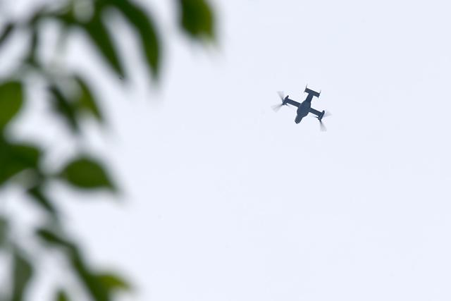 CV-22Bオスプレイ