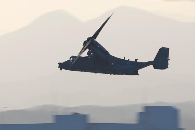 CV-22B オスプレイ